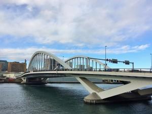 Tsukiji Ohashi Bridge