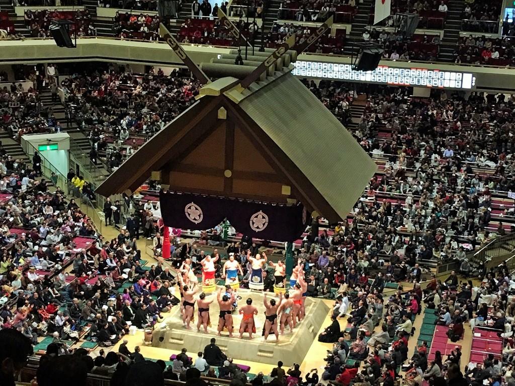 2019. January Sumo