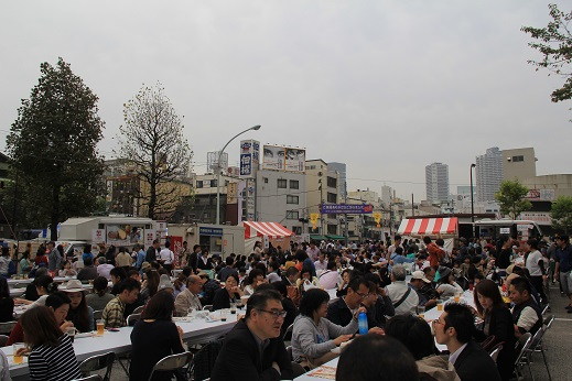 Tsukiji Autumn Festival