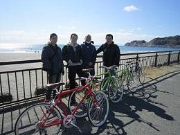 鎌倉みらくるサイクリングツアー