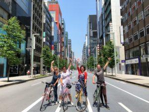 Soshi Tokyo Bike Tour
