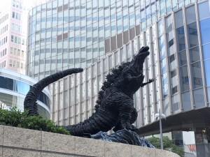 Hibiya Godzilla